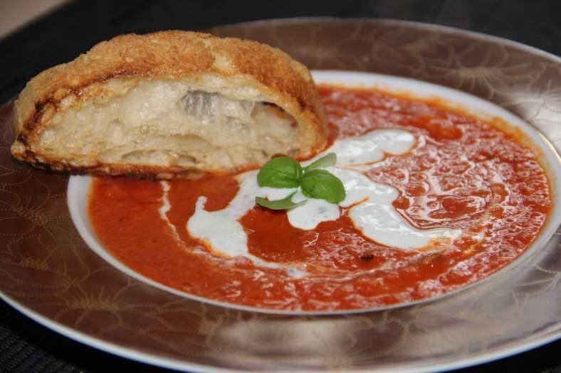 Pomidoru sriuba