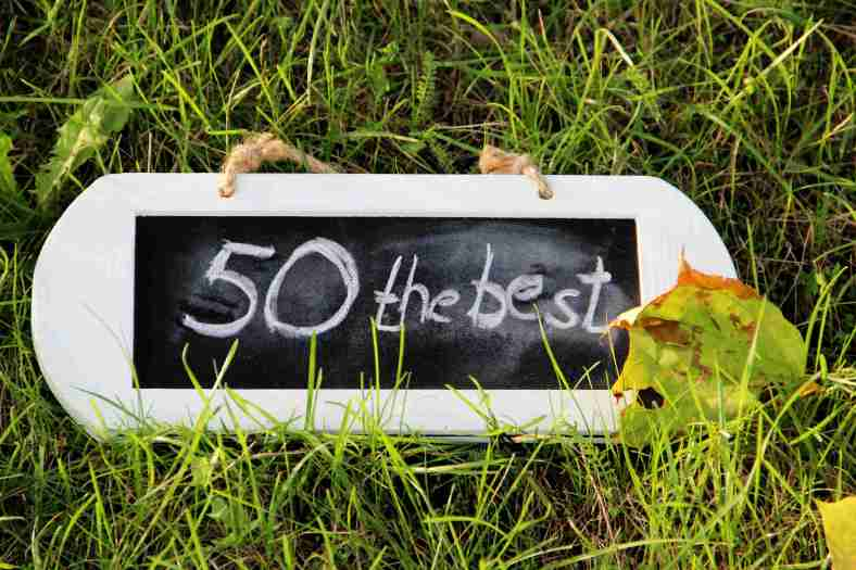 50 the best