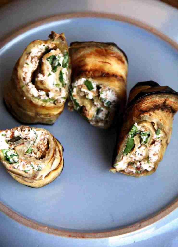 baklazanu rolls