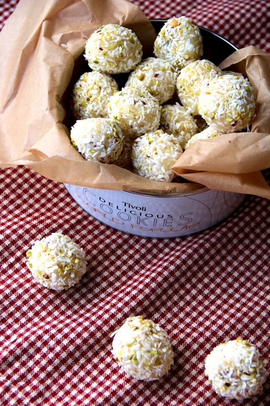 kokosiniai saldainiai